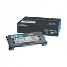 Lexmark C500/X50x Cyan Toner Cartridge High Regu (Eredeti)