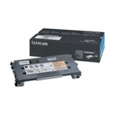 Lexmark C500/X50x Black Toner Cartridge High Reg (Eredeti)